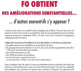 Courrier/Distribution – FO OBTIENT des améliorations substantielles… d'autres oseront-ils s'y opposer ?