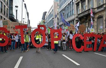 Le CETA ratifié