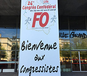 FO Com participe au 24e Congrès confédéral