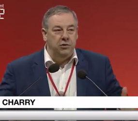 Intervention de Philippe Charry –  24ème congrès de la confédération FO