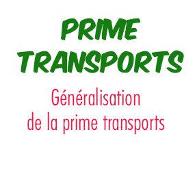FO appelle à des négociations pour la généralisation de la prime Transports