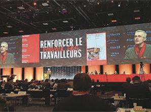 CSI : un congrès pour « renforcer le pouvoir des travailleurs »