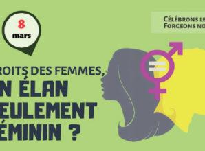 Droits des femmes, un élan seulement féminin ?